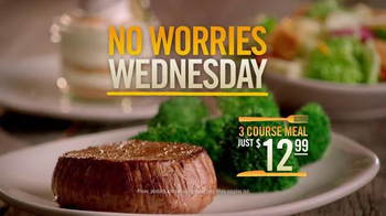 Outback Steakhouse No Worries Wednesday TV Spot, 'All This, For That' - Thumbnail 2