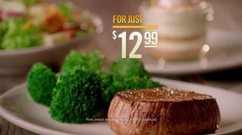 Outback Steakhouse No Worries Wednesday TV Spot, 'All This, For That' - Thumbnail 6