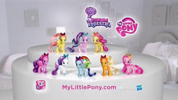My Little Pony Explore Equestria Pony Singles TV Spot, 'Faces to Discover' - Thumbnail 6