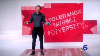 The More You Know TV Spot, 'Diversity' Featuring Bob Harper - 1 commercial airings