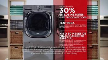 JCPenney TV Spot, 'Lavadora nueva' [Spanish] - Thumbnail 8