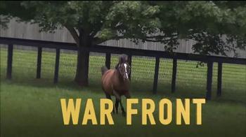 Claiborne Farm TV Spot, 'War Front: 2016' - Thumbnail 10