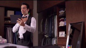 AT&T Internet TV Spot, 'Bien vestidos' con Aarón Díaz [Spanish] - 69 commercial airings