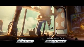 Time Warner Cable On Demand TV Spot, 'Ratchet & Clank'