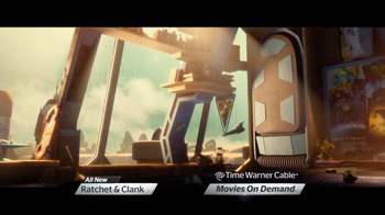 Time Warner Cable On Demand TV Spot, 'Ratchet & Clank' - Thumbnail 3