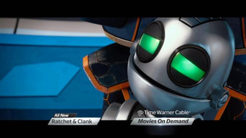 Time Warner Cable On Demand TV Spot, 'Ratchet & Clank' - Thumbnail 4
