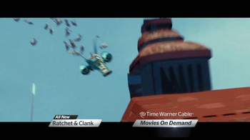 Time Warner Cable On Demand TV Spot, 'Ratchet & Clank' - Thumbnail 7