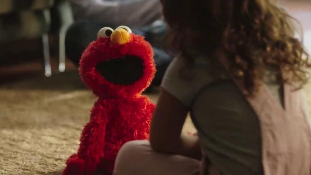 Love2Learn Elmo TV Commercial, 'Amy'