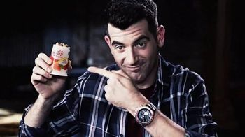 Yoplait TV Spot, 'FX Eats: No Lazy Snacking' Featuring Adam Gertler - 5 commercial airings