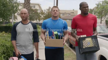 American Family Insurance TV Spot, 'School on Wheels' Feat. Kevin Durant - Thumbnail 4