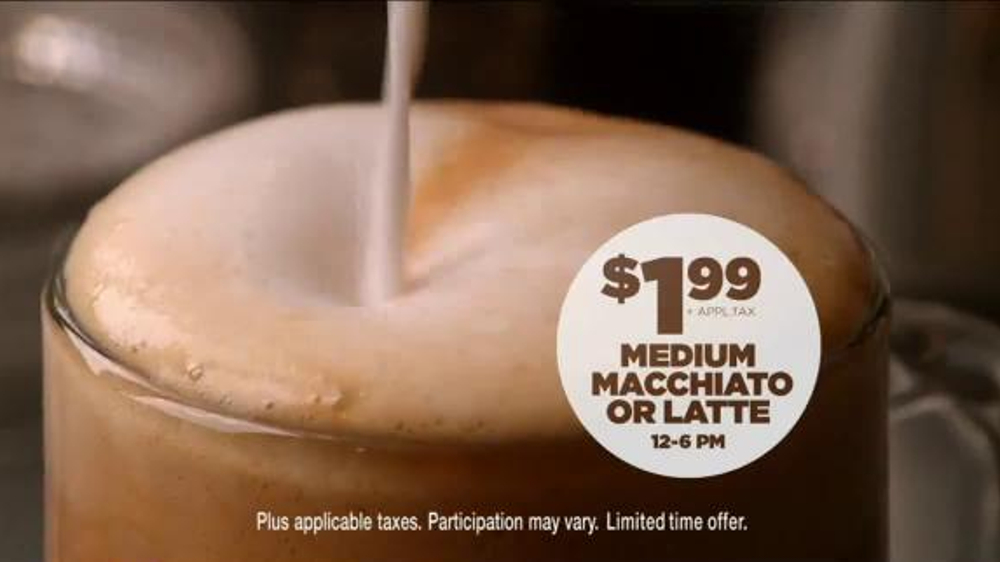 Dunkin' Donuts TV Commercial, 'Lost in Pumpkin'