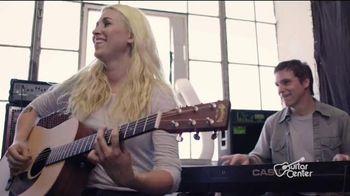 Guitar Center Labor Day Savings Event TV Spot, 'Piano & Mic'