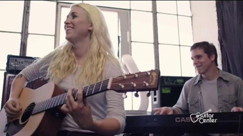 Guitar Center Labor Day Savings Event TV Spot, 'Piano & Mic'