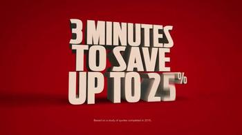 SafeAuto TV Spot, 'Terrible Quotes: Run' - Thumbnail 2