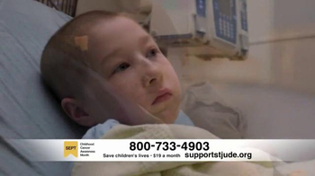 St. Jude Children's Research Hospital TV Spot, 'The Battle to Save Lives' - Thumbnail 10