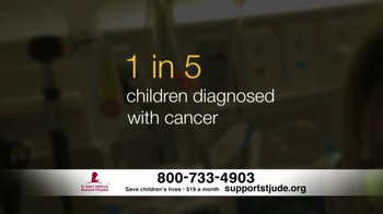 St. Jude Children's Research Hospital TV Spot, 'The Battle to Save Lives' - Thumbnail 5