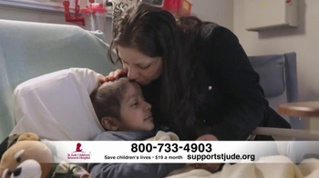 St. Jude Children's Research Hospital TV Spot, 'The Battle to Save Lives' - Thumbnail 6