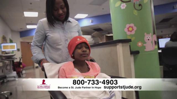 St. Jude Children's Research Hospital TV Spot, 'The Battle to Save Lives' - Thumbnail 7
