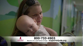 St. Jude Children's Research Hospital TV Spot, 'The Battle to Save Lives' - Thumbnail 8