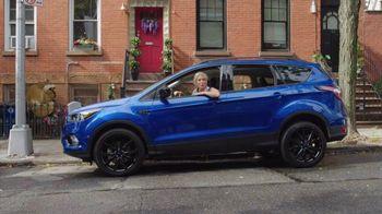 Ford Escape TV Spot, 'Talk Stoop: Great Escapes: Jersey Shore'