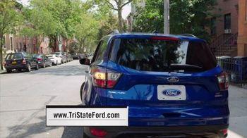 Ford Escape TV Spot, 'Talk Stoop: Great Escapes: Jersey Shore' - Thumbnail 10