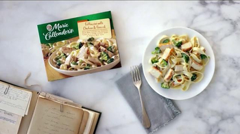 Marie Callender's Fettuccine TV Spot, 'Turn Dinnertime Into Bonding Time' - Thumbnail 10