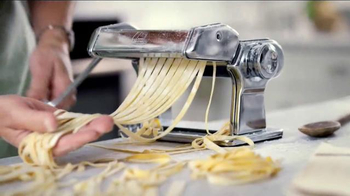 Marie Callender's Fettuccine TV Spot, 'Turn Dinnertime Into Bonding Time'