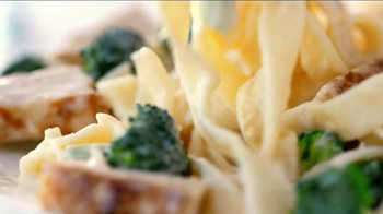Marie Callender's Fettuccine TV Spot, 'Turn Dinnertime Into Bonding Time' - Thumbnail 9