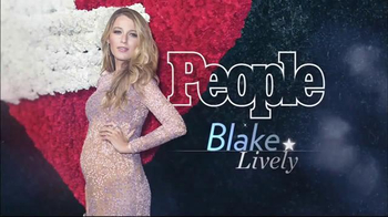 People Magazine TV Spot, 'Blake Lively' - Thumbnail 1