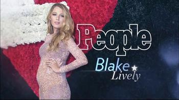 People Magazine TV Spot, 'Blake Lively' - Thumbnail 2