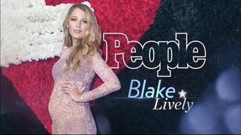 People Magazine TV Spot, 'Blake Lively' - Thumbnail 3