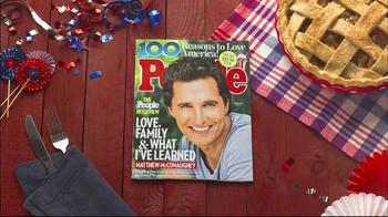 People Magazine TV Spot, 'Blake Lively' - Thumbnail 8