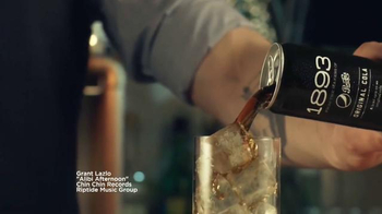 Pepsi 1893 TV Spot, 'Bartender' Song by Grant Lazlo - Thumbnail 4