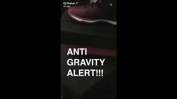Air Jordan XXXI TV Spot, 'Anti-Gravity Alert' Featuring DJ Khaled - Thumbnail 3