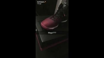 Air Jordan XXXI TV Spot, 'Anti-Gravity Alert' Featuring DJ Khaled - Thumbnail 4