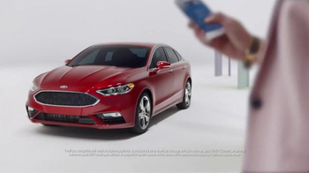 2017 Ford Fusion TV Spot, 'The Beauty of a Well-Made Choice' - Thumbnail 7