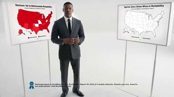 Verizon TV Spot, 'National Reliability' Featuring Jamie Foxx - Thumbnail 1
