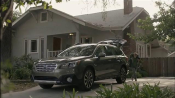 2017 Subaru Outback TV Spot, 'Take the Subaru' - Thumbnail 1