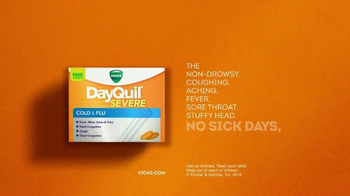 Vicks DayQuil Severe TV Spot, 'Wedding Day' - Thumbnail 8