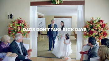Vicks DayQuil Severe TV Spot, 'Wedding Day' - Thumbnail 5