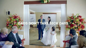 Vicks DayQuil Severe TV Spot, 'Wedding Day' - Thumbnail 6