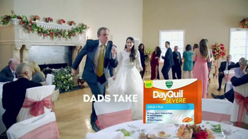 Vicks DayQuil Severe TV Spot, 'Wedding Day' - Thumbnail 7