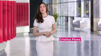 Cicatricure Cream TV Spot, 'Línea anti-edad' con Cristina Pérez [Spanish] - Thumbnail 2