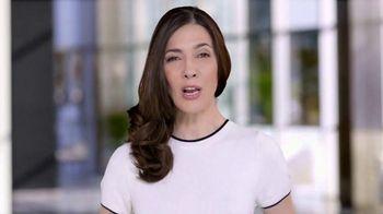 Cicatricure Cream TV Spot, 'Línea anti-edad' con Cristina Pérez [Spanish] - 579 commercial airings