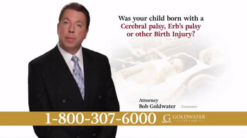 Goldwater Law Firm TV Spot, 'Attention Parents: Birth Injuries' - Thumbnail 3