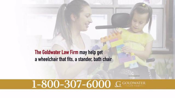 Goldwater Law Firm TV Spot, 'Attention Parents: Birth Injuries' - Thumbnail 5