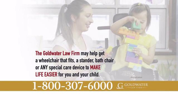 Goldwater Law Firm TV Spot, 'Attention Parents: Birth Injuries' - Thumbnail 6