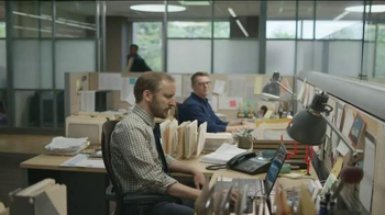 Yahoo! Fantasy Football TV Spot, 'Gloat With Your Boss, Part One' - Thumbnail 1