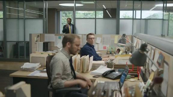 Yahoo! Fantasy Football TV Spot, 'Gloat With Your Boss, Part One' - Thumbnail 4