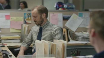 Yahoo! Fantasy Football TV Spot, 'Gloat With Your Boss, Part One' - Thumbnail 8